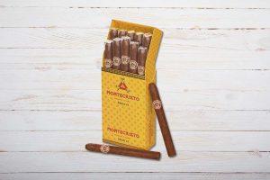 Montecristo Short Cigarillos, Ring 27, Länge: 82 mm, Box 10er