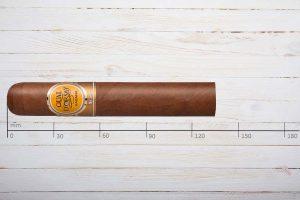 Quai d'Orsay Zigarren No.54, Edmundo Grueso, Ring 54, Länge: 135 mm