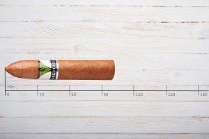 Vegueros Zigarren Mananitas, Ring 46, Länge: 102 mm
