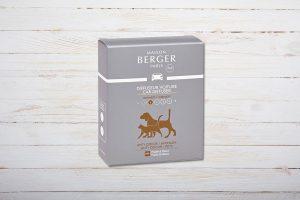 Maison Berger, Autodiffusor, Nachfüllung, Anti Tiergerüche, 2 Keramik