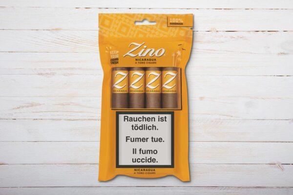 Zino Nicaragua Toro, Freshpack 4er, Ring 50, Länge: 152 mm