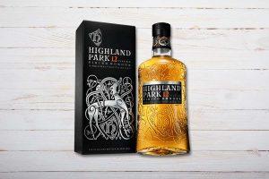 Highland Park 12 yo, Viking Honour, 70cl, Whisky Single Malt, Scotch