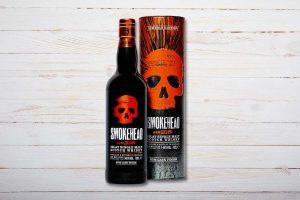 Smokehead Rum Rebel, Single Malt Whisky, Schottland, 70cl