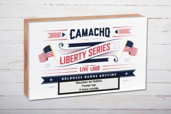 Camacho Liberty Series 2021, Churchill, Ring 48, Länge: 178 mm