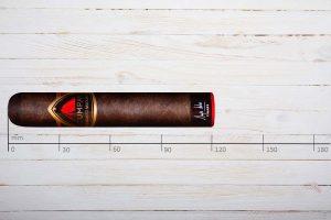 Cumpay Zigarren Maduro Robusto, Ring 50, Länge: 121 mm