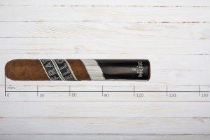 Fratello Novetta Inverso Robusto, Ring 54, Länge: 135 mm