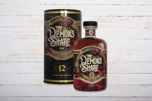 The Demons Share, Rum, 12yo, La Recompensa del Tiempo, 70cl, Panama