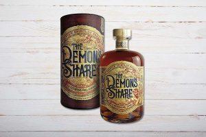 The Demons Share, Rum, 6yo, La Reserva del Diablo, 70cl, Panama