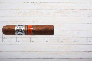 VegaFina Zigarren Nicaragua Vulcano, Ring 56, Länge: 110 mm
