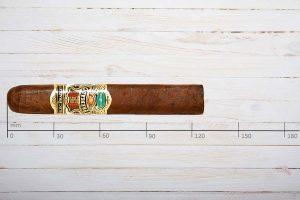 Alec Bradley Zigarren Prensado Robusto, Ring 50, Länge 127 mm