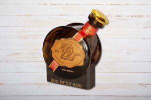 El Ron Prohibido Anejo Reserva 22yo, Rum Mexiko, 70cl