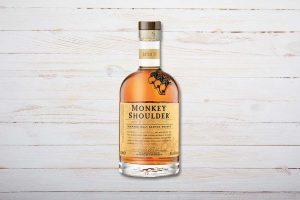 Monkey Shoulder, Blended Malt Scotch Whisky, 70cl