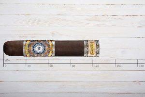 Perdomo Zigarren Nicaragua Bourbon Barrel Aged (BBA) Maduro Robusto, Ring 54, Länge: 127 mm